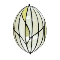 Tiffany Wall Lamp / Ceiling Lamp Nature small