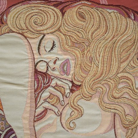 Wandteppich Klimt Dana