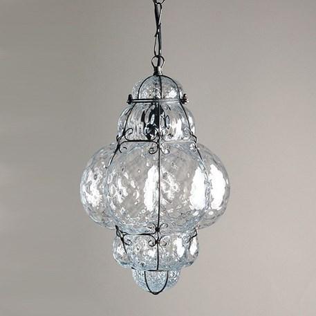 Venezianische Hngelampe Mittel Bellezza Klar