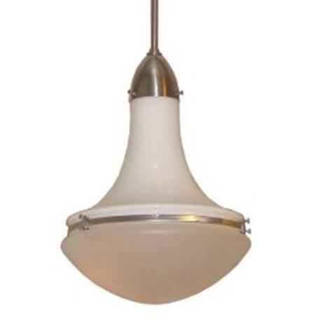 Wissmannlampe in Opal und oder Getzt Glas  32