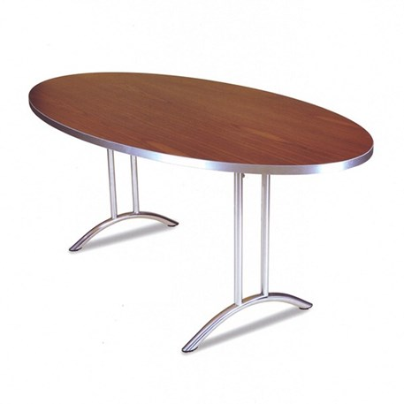 Retro Tafel Ellips