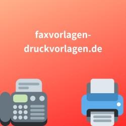 faxvorlagen-druckvorlagen.de