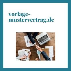 vorlage-mustervertrag.de