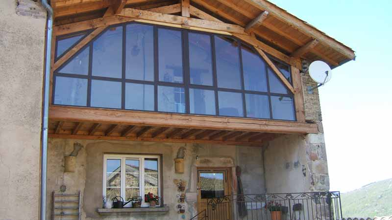 Pergola Fer Forg Cully Marquise Charbonnires Les Bains