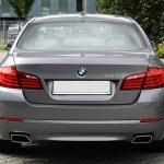 Doposażenie BMW 550i (F10 2011) Konwersja USA – ECE