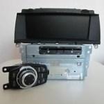 Doposażenie BMW X3 (F25 2012) Nawigacja CIC + Combox + Internet