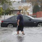 Odbudowa samochodu po powodzi / zalaniu BMW F10 528ix