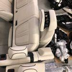 F15 - retrofit w fotele komfort, Audio + Kamera