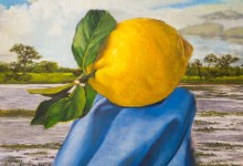 """Wandering between lemon trees"""