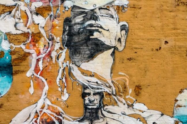 Murales de invierno - II