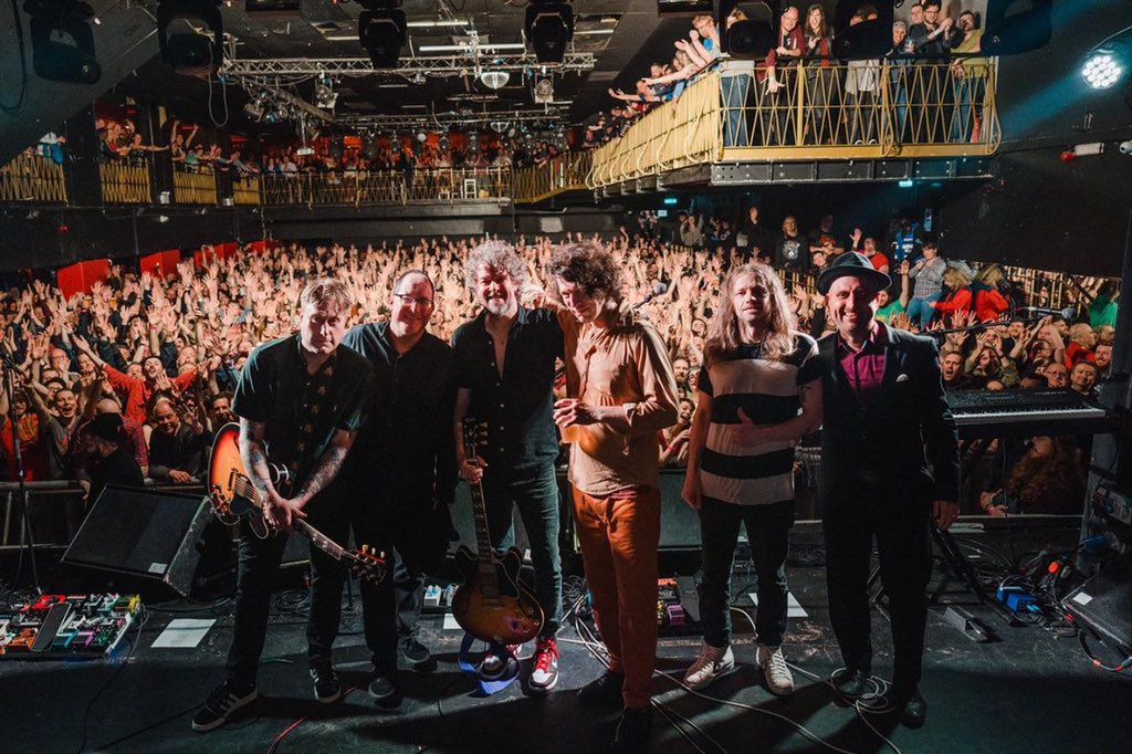 The Hold Steady no Electric Ballroom (07/03/2020)