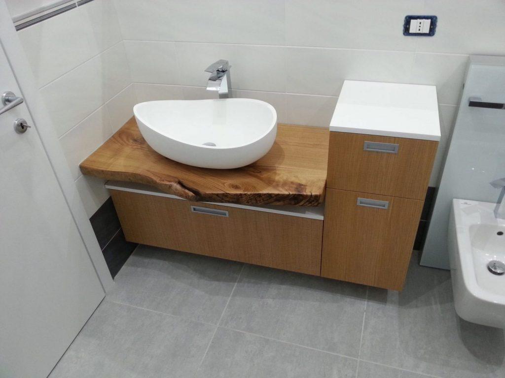 Mobile bagno rovere