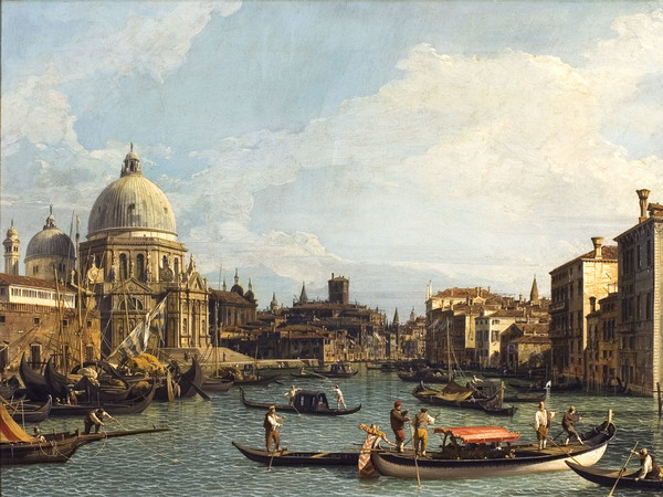 FOTO  FOTO 3  Lo splendore di venezia Canaletto
