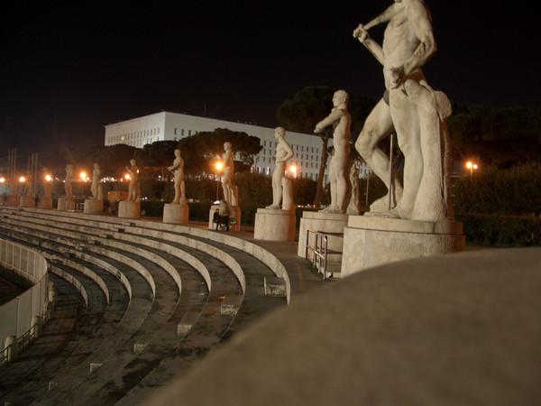 Architettura XX e XXI secolo itinerario darte nella citt di Roma  tappa nr 5  Arteit