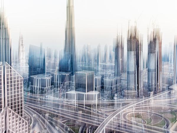"""Risultati immagini per """"Future City"""", Polillo fotografa le metropoli in trasformazione"""