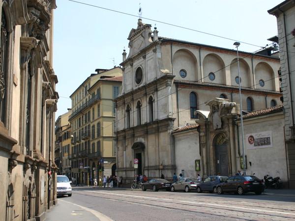 Chiesa di San Maurizio al Monastero Maggiore di Milano