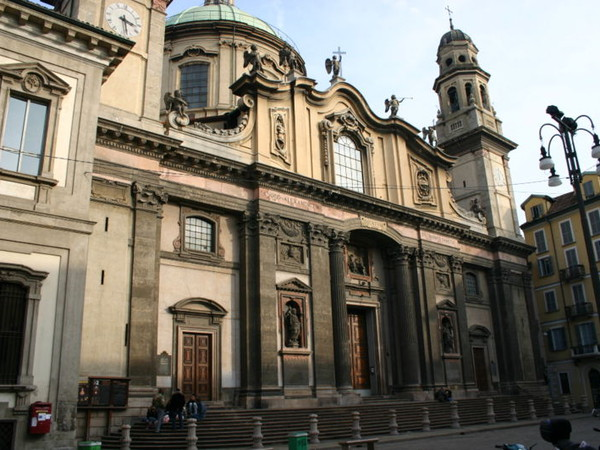 Chiesa sant'Alessandro (in Zebedia)
