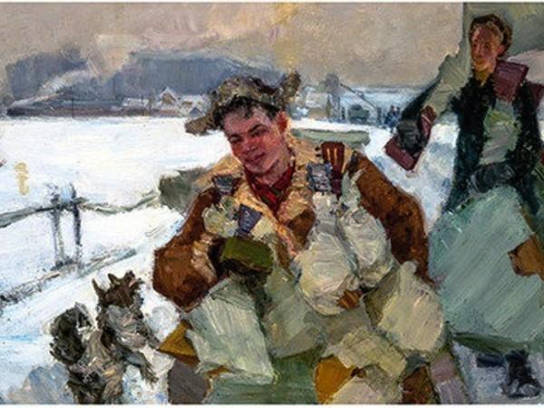 Risultati immagini per quadri di pittori russi