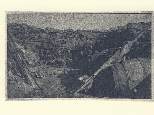 Trincee 1914-2014, Archivio di Stato, Matera
