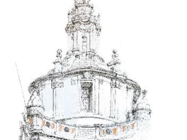 Omaggio a Borromini. Studi e disegni di Roberto Minetti