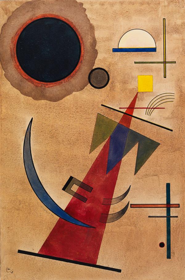 Kandinskij nelle collezioni museali italiane  Arteit