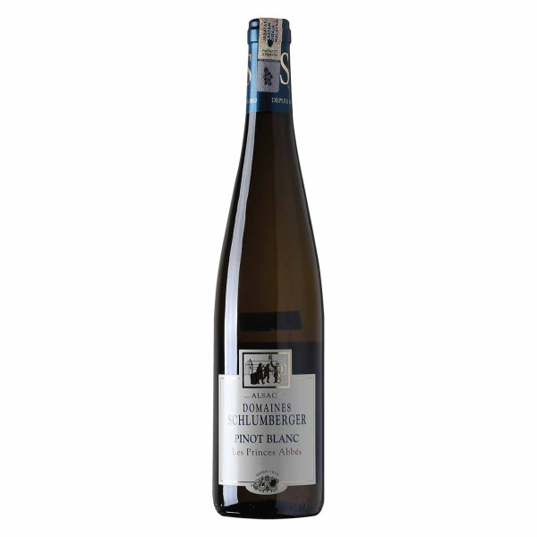 Domaines Schlumberger Pinot Blanc Les Prince Abbes, Alsace