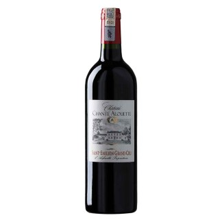 Chateau Chante Alouette, Saint-Emilion Grand Cru red wine. The color of this 2013 is carmine red adorned with pretty ruby ​​reflections. On the nose, aromas of black cherries and warm spices mingle, inviting discovery. This aromatic velvety is found in the mouth with a final freshness full of finesse enhanced by a vanilla note. A tasty wine to discover without hesitation in its youth.