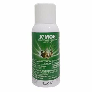 X'MOS Mosquito Repellent