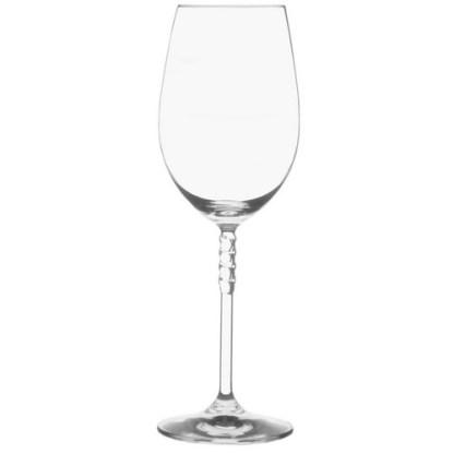 Spiegelau Berries White Wine Glass. Volume: 424ml. Height: 24cm. Diameter: 8cm. Brand: Spiegelau, Germany. Material: Crystal Glass