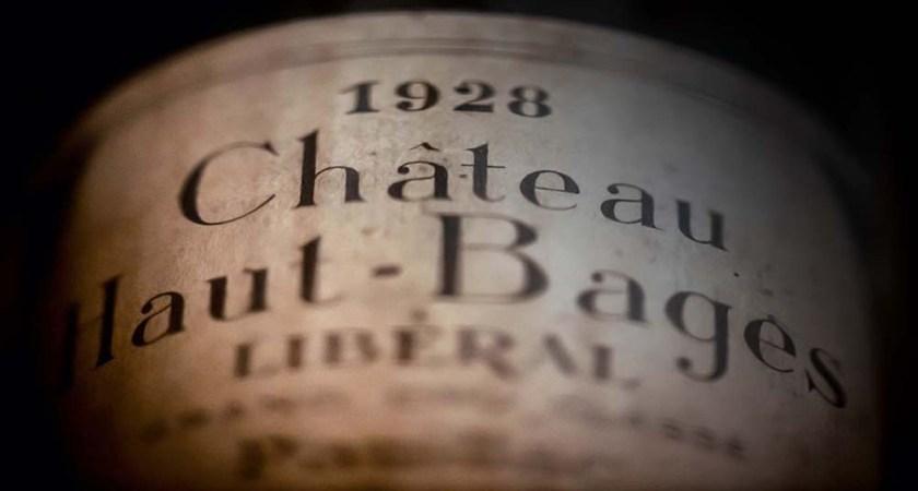 Chateau Haut Bages Liberal EN1855 Classification