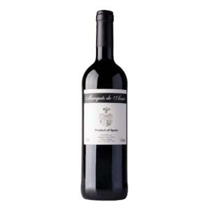 Marques de araiz, red wine from Spain