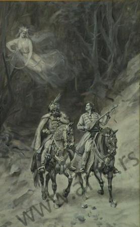 hadas - Las Hadas en la Mitología Eslava 1435