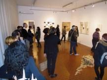 Opening mostra Arteam Cup 2015, Officina delle Zattere, Venezia, 24 ottobre 2015