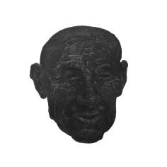 Luca Pianella, Ombre VIII, 2016, matita su carta, cm 70x70