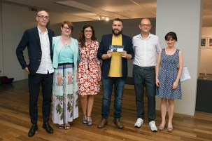 Matteo Galbiati, Livia Savorelli, Nadia Stefanel, Angelo Marinelli, Diego Santamaria, Marta Santacatterina