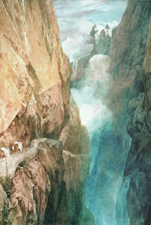 Arte e Arti  articolo  LItalia vista da Turner