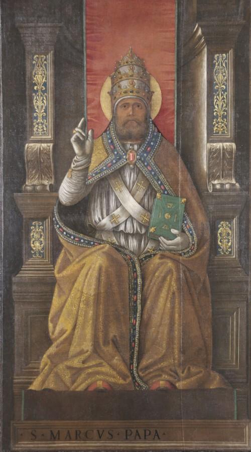 Arte e Arti  articolo  Il restauro della Madonna di