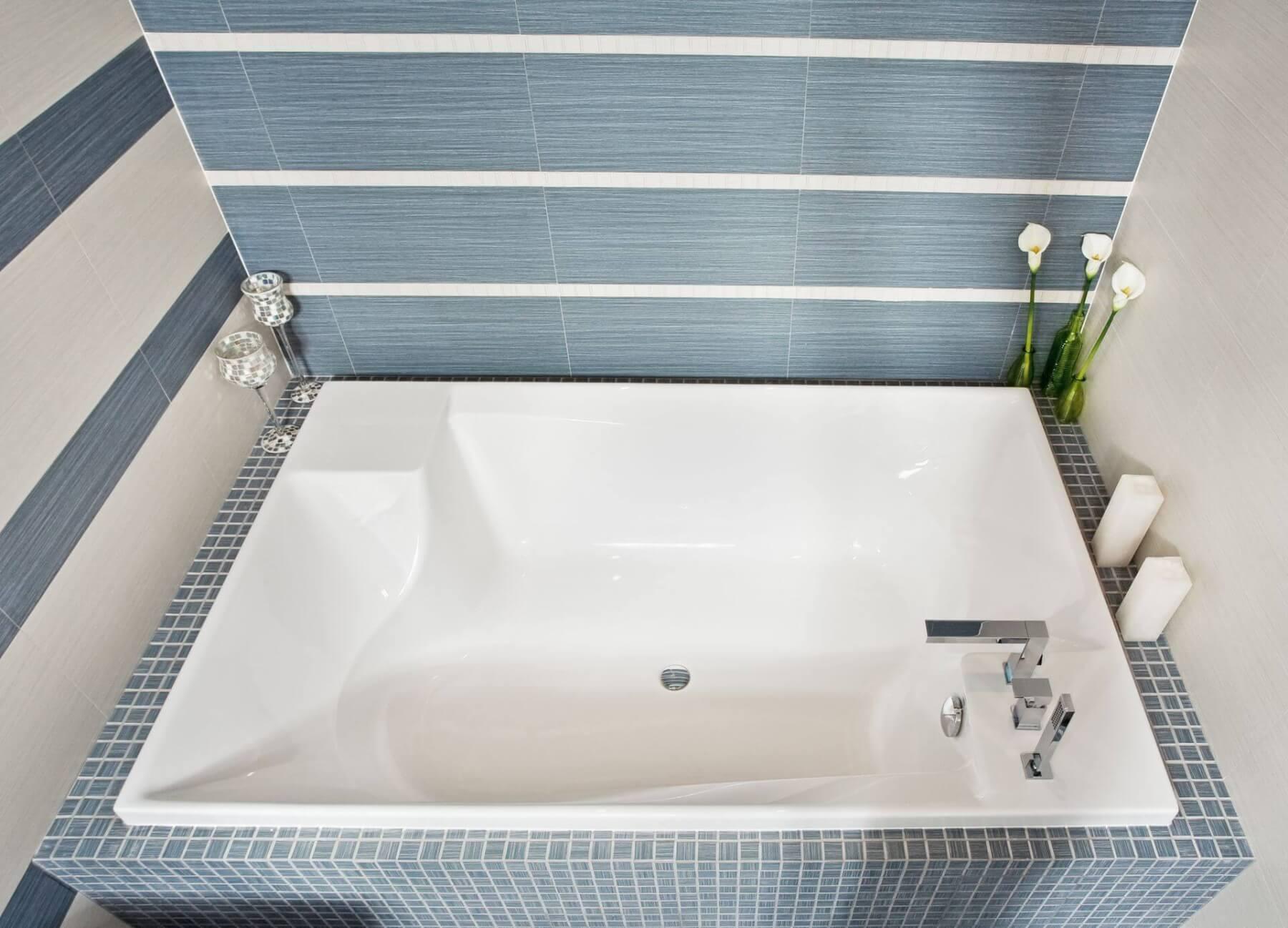 Materiali per vasche da bagno moderne  Artebagno