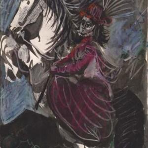 Pablo Picasso, Toros y Toreros 1 dated 12/3/59