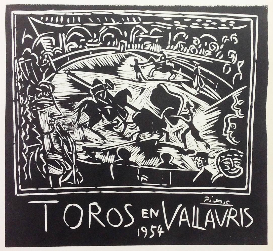 Picasso Lithograph 71, Mourlot, 1959