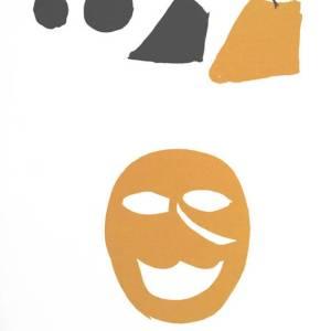 Calder, Original Lithograph, DM21221, Derriere le Miroir 1976