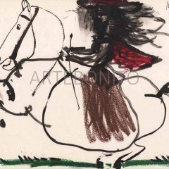 "Picasso Toros y toreros N.13 dated 10/3/59""-1961"