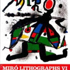 Book Miro Lithographs Vol 6 – Catalogue Raisonnee
