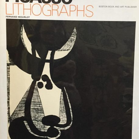 Book | Picasso Lithographs 1970, Catalog Raisonnee