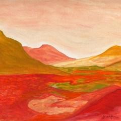 "Absi Grace, ""Nevada spring hills"""