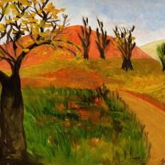 """Absi Grace, """"Spring hills"""""""