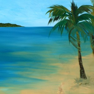 Key west, Giclee Limited Edition signed and numbered