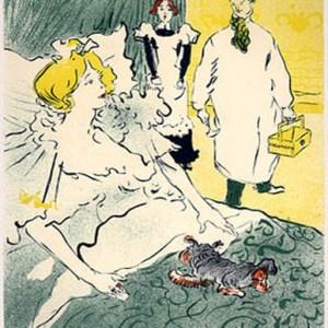 Lautrec Lithograph 12, L'artisan moderne 1966