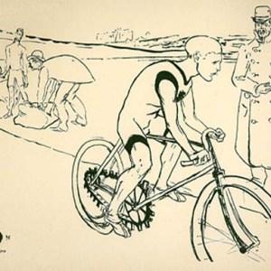 Lautrec Lithograph 21 Michael, Mourlot 1966