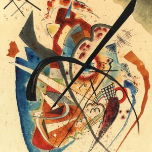 """Kandinsky """"Untitled 1923"""" L.E & numbered Giclee"""